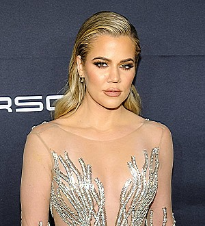Khloe Kardashian credits being in love with making her the 'happiest in years'