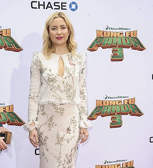 Kate Hudson: 'Sometimes I'll lock myself in a room and dance'