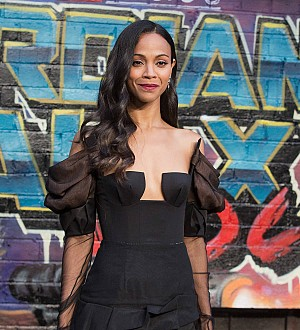 Zoe Saldana adapting Israeli documentary series for U.S. audiences