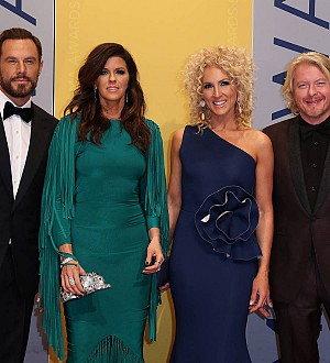 Little Big Town partied with Taylor Swift after the CMAs