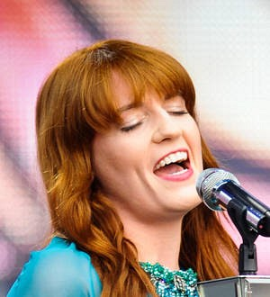 Florence + the Machine host star-studded listening party