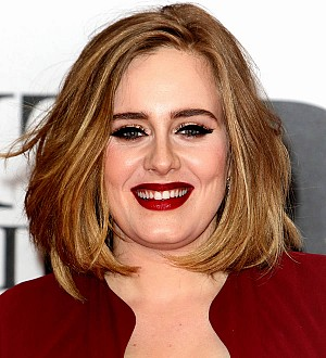 Adele racks up 10th week atop albums chart