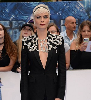 Cara Delevingne signs on for fairy role in new fantasy series