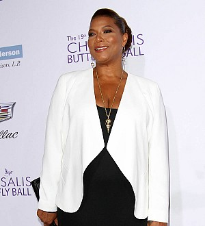 Queen Latifah honored at Princess Grace Awards