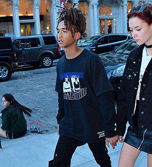 Jaden Smith: 'I was a vampire, for real'