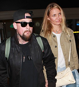 Benji Madden promotes wife Cameron Diaz's new book with touching tribute
