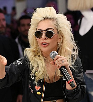 Lady Gaga performs protest songs at Camden Rising gig