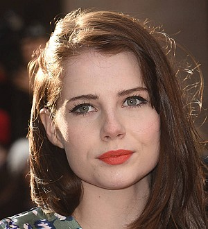 Lucy Boynton to play Freddie Mercury's companion in Queen biopic