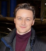 James McAvoy 'chooses X-Men over Wikileaks drama'