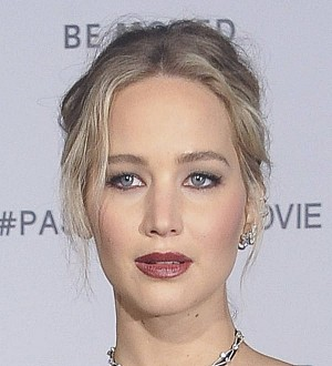 Jennifer Lawrence wasn't sure about tackling the sci-fi genre