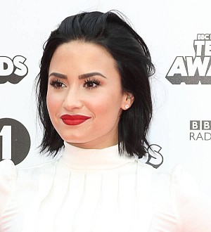 Demi Lovato back on Twitter a day after quitting social media