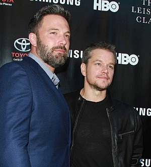 Ben Affleck and Matt Damon reuniting on new TV series
