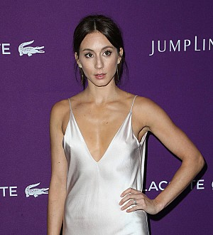 Troian Bellisario sought plenty of advice ahead of making her directorial debut