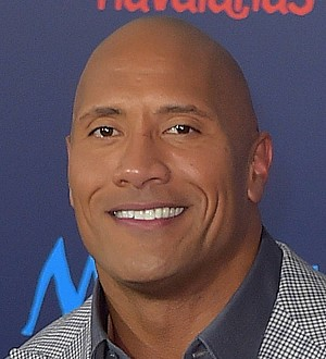 Dwayne Johnson breaking diet to support sick fan
