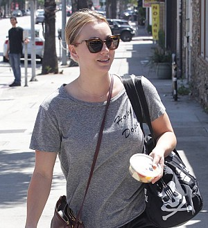 Kaley Cuoco finalises divorce