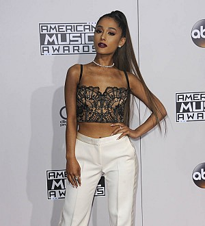 Ariana Grande's family home monitored by police