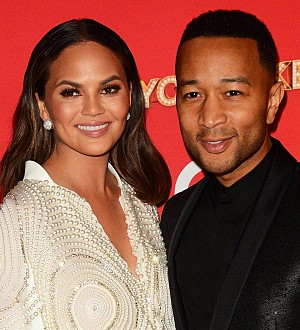 John Legend and Chrissy Teigen suffered sliced fingertips in mandoline disaster