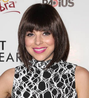 "Actress Krysta Rodriguez opens up about ""cathartic"" cancer patient role"