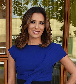 Eva Longoria shocks Los Angeles shoppers with personal styling sessions