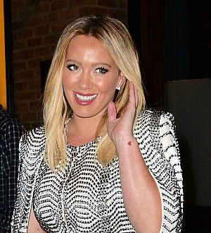 Hilary Duff took birthday bath in alcohol