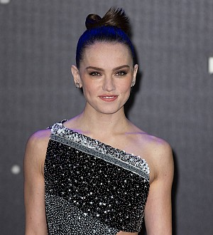 Daisy Ridley not recognised on Star Wars set
