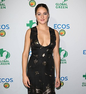 Shailene Woodley released from jail after protest arrest