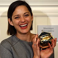 Marion Cotillard Gets a Taste of