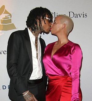 Amber Rose: 'Wiz and I are not back together'