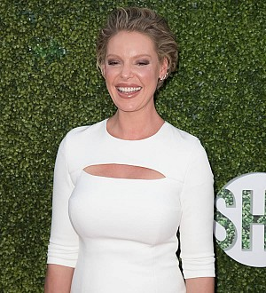 Pregnant Katherine Heigl can't get enough doughnuts
