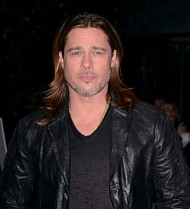 Brad Pitt: 'Kids turned our home into a post-op adventure for mum'