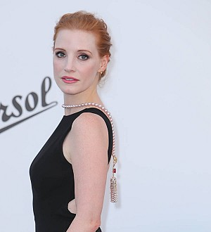 Jessica Chastain blasts helicopter snappers for breaching wedding privacy instructions