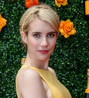 Emma Roberts worried she was too pale for lingerie campaign