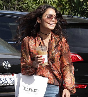 Vanessa Hudgens blasted by fans over dreamcatcher hair accessory