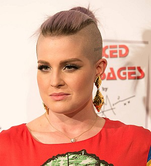 Kelly Osbourne inks head tattoo in honor of Orlando victims