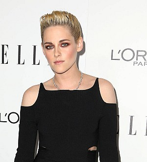 Kristen Stewart Treats Girlfriend to Rollercoaster Night Out