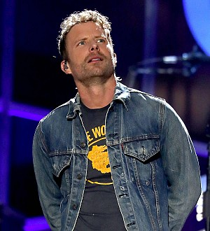 Dierks Bentley's young son recovering after breaking his arm