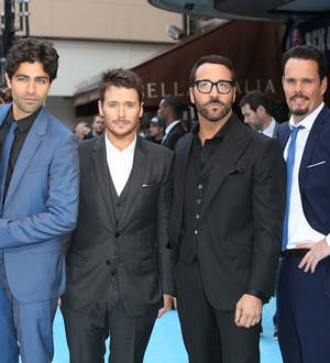 Entourage stars embroiled in drama at BBC HQ