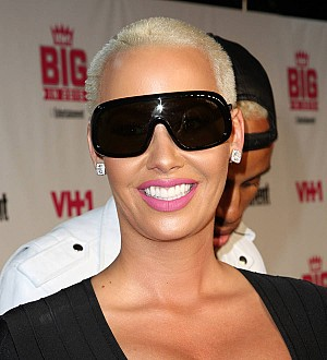 Amber Rose 'not serious about romance with basketball star'