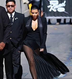 Kim Kardashian withdraws from charity event honoring late father - report