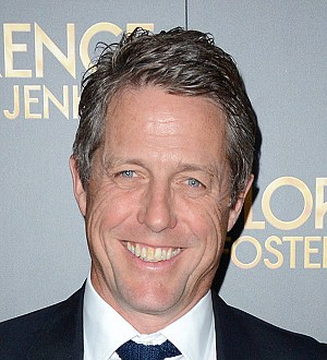 Hugh Grant: 'My old co-star could be the next U.S. president!'