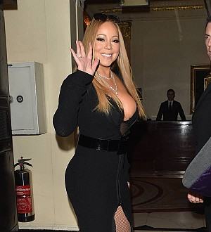Mariah Carey Teases Song About James Packer Split