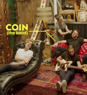 ARTIST TO WATCH: COIN