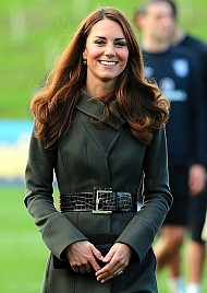 Happy Birthday, Kate Middleton! Er... Your Highness!
