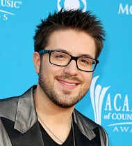 Danny Gokey is a dad