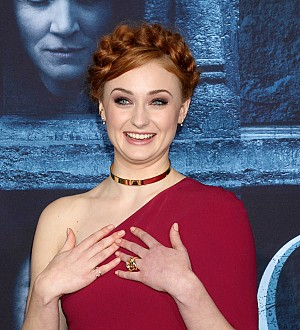 Sophie Turner: 'Jennifer Lawrence punched my private parts'