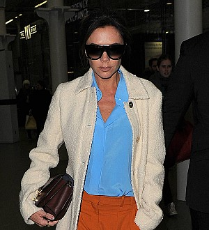 Victoria Beckham Launches New Target Collection with Spice Girls Hit