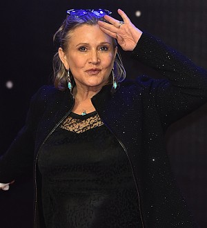 Inspirational Carrie Fisher Quotes to Get You Through 2017
