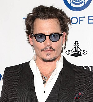 Johnny Depp: 'I was one of those parents who melted when my daughter fell ill'