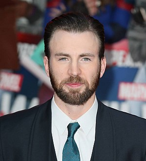 Chris Evans 'Grateful' For Jenny Slate Romance
