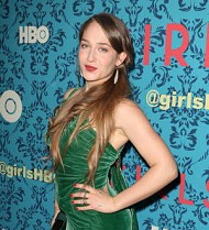 Jemima Kirke is a new mother